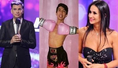 "Toñito le dejó un mensaje a panelistas de ""TeleShow"""