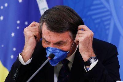 Redes sociales excluyen posteos de Bolsonaro que cuestionan aislamiento