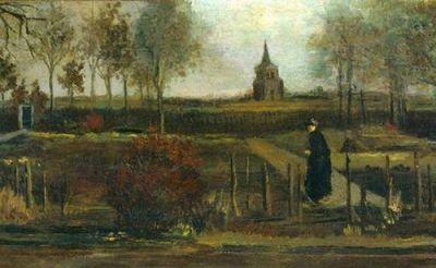 Roban cuadro de Van Gogh durante cierre de museo por la pandemia