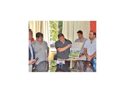 Municipios donan para construir Centro Respiratorio en Guairá