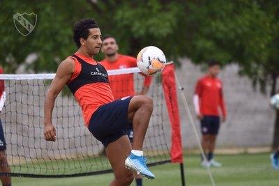 Cecilio hizo un pedido especial a hinchas de Independiente