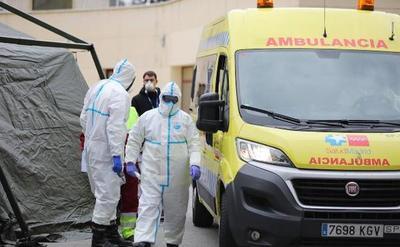 Covid-19: España se acerca a los 95.000 casos y registra 849 nuevas muertes en un día