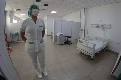 Paciente con coronavirus deja el hospital