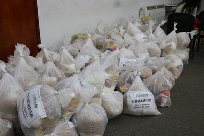 Entregarán kits de alimentos a trabajadores despedidos por crisis sanitaria