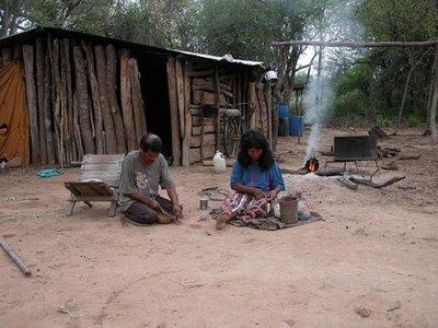 Comunidades indígenas del Chaco sufren azotes de la cuarentena