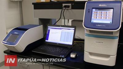 PARAGUAY RECIBIRÁ EQUIPO PARA TESTS RÁPIDOS DE COVID-19