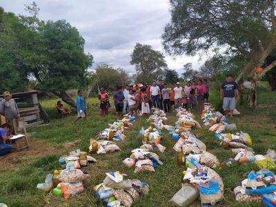 Indígenas del Chaco claman por asistencia del Gobierno