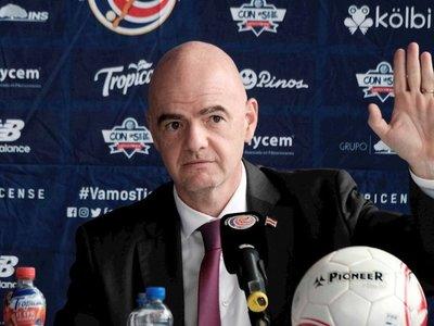 FIFA planea una asistencia económica para el fútbol