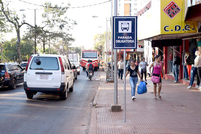 No habrá transporte público durante Semana Santa, anuncia Dinatrán