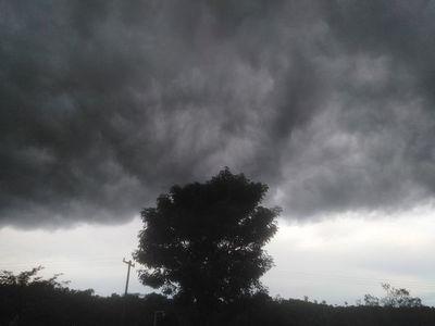 Meteorología anuncia tormentas para tres departamentos