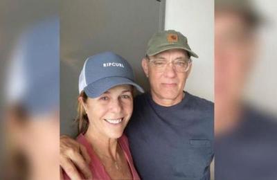 Así fue el regreso de Tom Hanks a casa después de superar el coronavirus