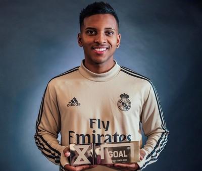 Rodrygo es el mejor jugador joven del mundo