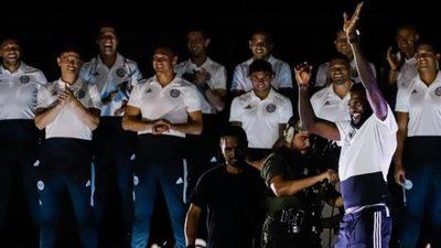 """""""Sabemos que va a volver a Paraguay"""""""
