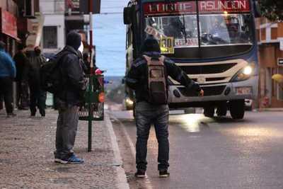 La gente no toma conciencia y por eso no habrá transporte público en Semana Santa, según titular de Dinatran