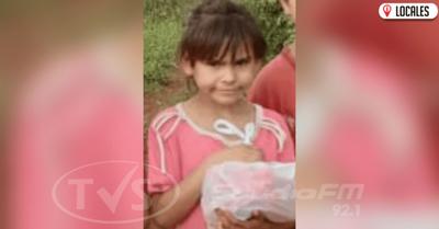 Familiares buscan a menor desaparecida en La Paz
