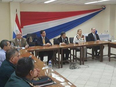 Restringen ingreso y salida de Asunción y Central