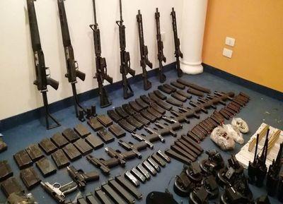 Condenado por tráfico de armas presentó habeas corpus ante la Corte