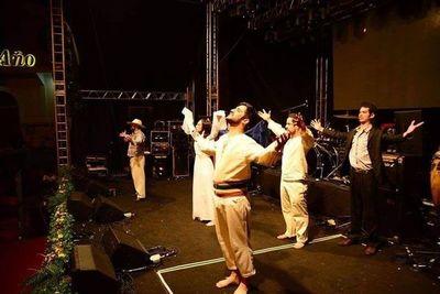 """""""El show debe continuar"""", campaña solidaria a favor de artistas"""