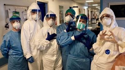 España reportó 849 muertos en 24 horas, máximo número desde el inicio de la Pandemia