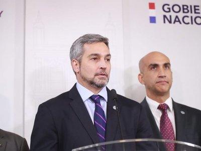 Covid-19: Ejecutivo libera USD 100 millones para Salud