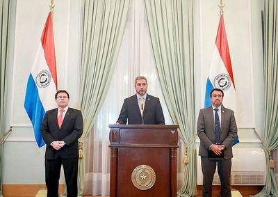 """Abdo se declara """"adversario"""" de funcionarios de Itaipú y les anuncia """"pelea"""""""
