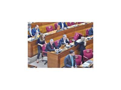 Senado define hoy postergar comicios, usar royalties y eliminación de Parlasur