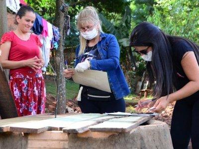 Para paliar crisis distribuyen 4.000 bolsas de alimentos por día en CDE
