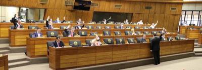 Senado trata hoy prórroga de mandatos y elecciones