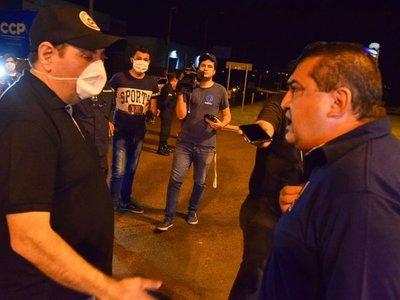 Covid-19: Denuncian que fiscal intentó impedir bloqueo sanitario