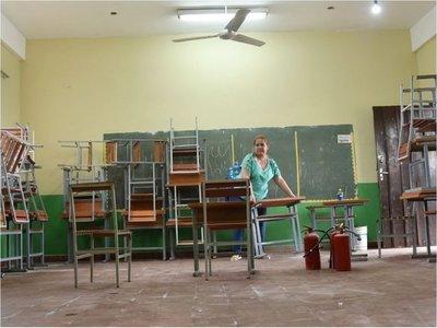 Las clases no se reanudarán rápidamente, según ministro del MEC