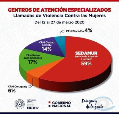 Implementan protocolo de protección ante aumento de violencia contra la mujer durante cuarentena