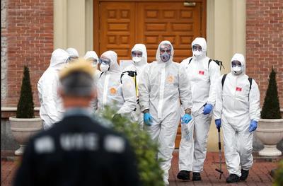 España supera los 100.000 contagios pero nuevos casos diarios vuelven a caer