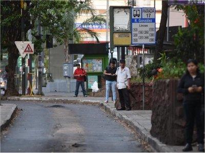 Semana Santa: Asunción y área metropolitana tendrán buses, pero con poca frecuencia