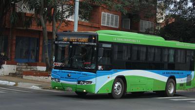 El manejo del transporte público durante la cuarentena en Semana Santa