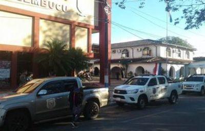 Gobernación inicia asistencia a familias en Pilar