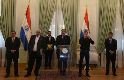 Consejo de Gobernadores pide cierre total de las fronteras