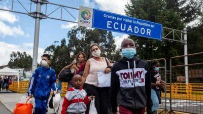 Paraguayos en Ecuador acuden a Embajada por falta de dinero para alimentos