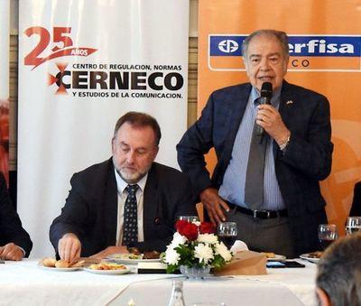 CERNECO respalda reforma del Estado