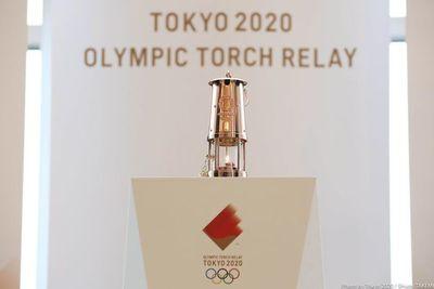 La llama olímpica fue entregada a Fukushima