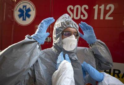 Más de 43.000 muertos por COVID-19 en el mundo