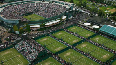 Wimbledon es cancelado por primera vez desde la Segunda Guerra Mundial