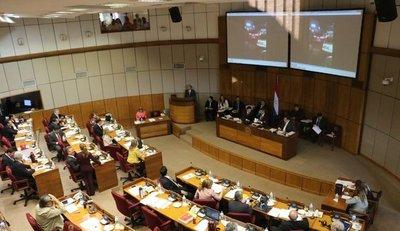 Senado aprueba postergar elecciones y prolonga mandato de intendentes