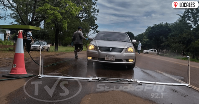 Ingeniero Encarnaceno crea novedoso fumigador eléctrico portátil para vehículos