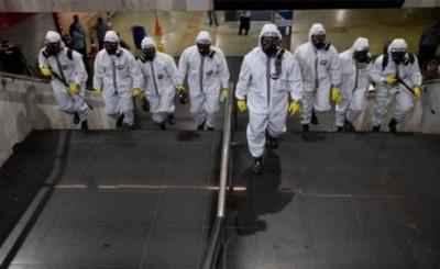 Brasil con 240 muertes y mas de mil casos confirmados en 24 horas