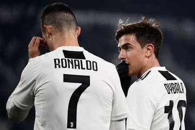 """Dybala le dijo a Cristiano Ronaldo que en Argentina lo odian """"un poco"""""""