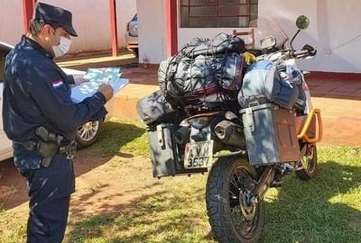 Argentino, con cédula paraguaya y residente en Belo Horizonte, detenido por violar cuarentena