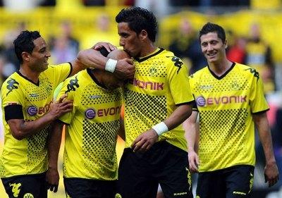Barrios: Su 'rivalidad' con Lewandowski y la felicidad por Klopp