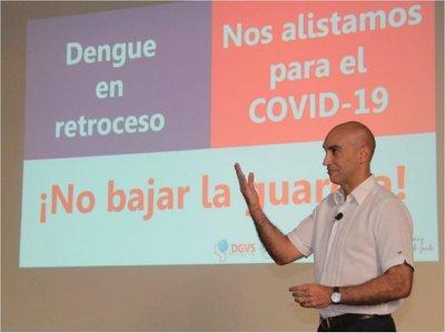 Departamento de Boquerón reporta primer caso de Covid-19