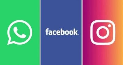 HOY / Reportan fallos en WhatsApp, Facebook e Instagram en varios países del mundo