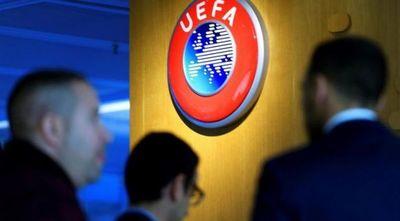UEFA aplaza los partidos de selecciones de junio y abre opción para acabar ligas